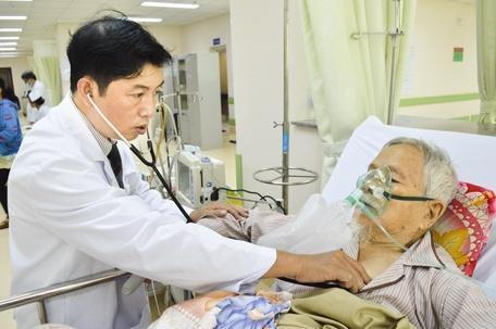 Bệnh phổi tắc nghẽn mạn tính là một dạng bệnh lý tắc nghẽn thông khí phổi