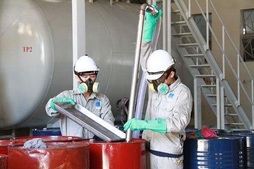 Công nhân trong xí nghiệp dễ bị mắc bệnh viêm phổi mãn tính COPD