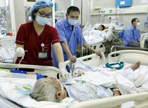 Thuốc giãn phế quản có thể gây ngộ độc